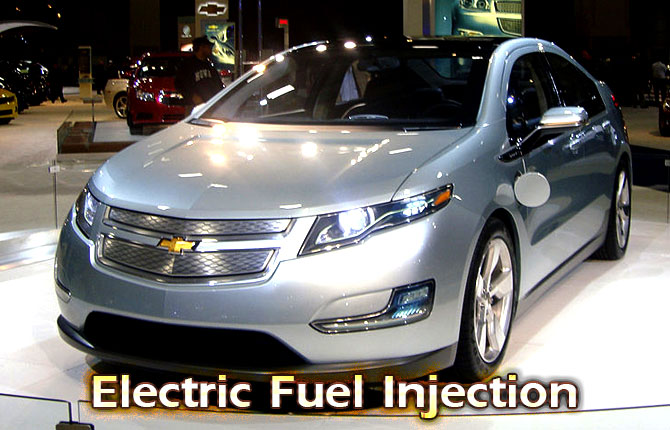 Electric-Fuel-Injection