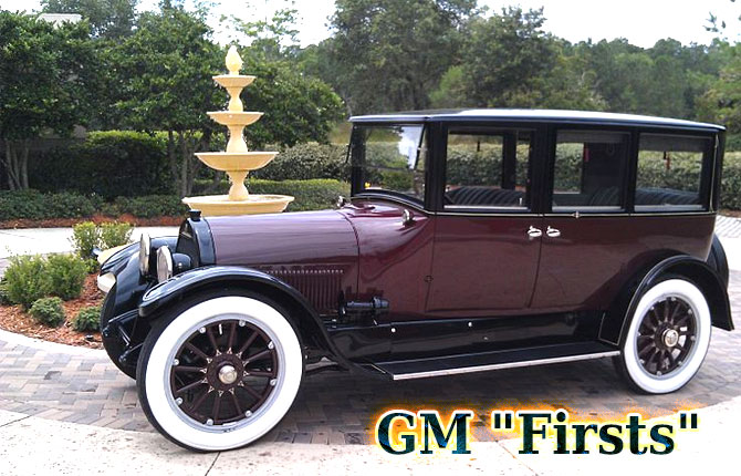 GM-Firsts