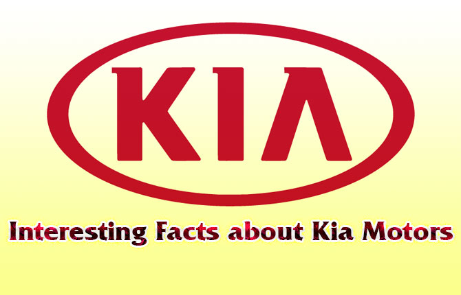 Interesting Facts about Kia Motors