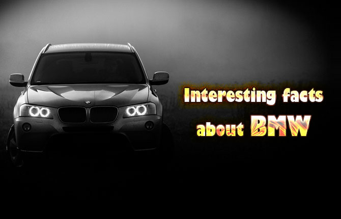 Photo of Interesting facts about BMW