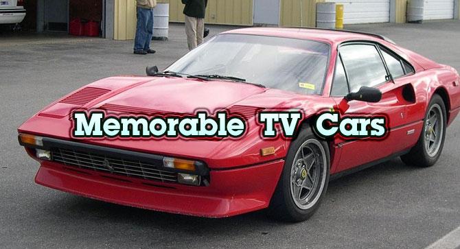 Photo of Memorable TV Cars
