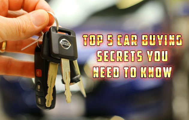 Photo of Top 5 Car Buying Secrets You Need to Know