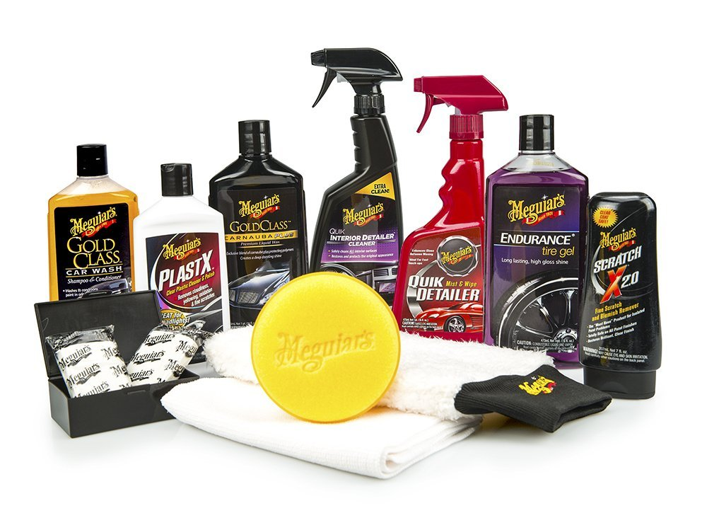 Photo of Guide to Car Cleaning Kits