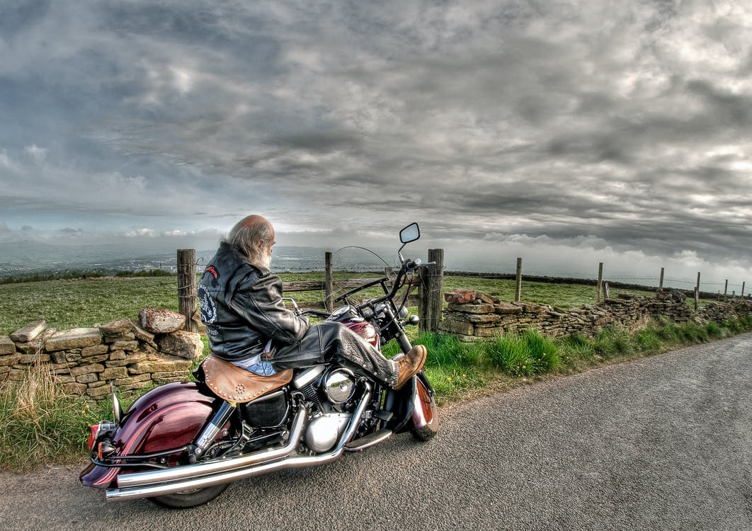 8 Things to Remember While Riding a Motorcycle