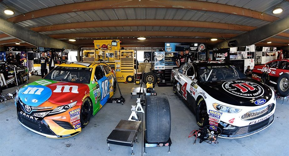 Technological Innovations of racing in NASCAR