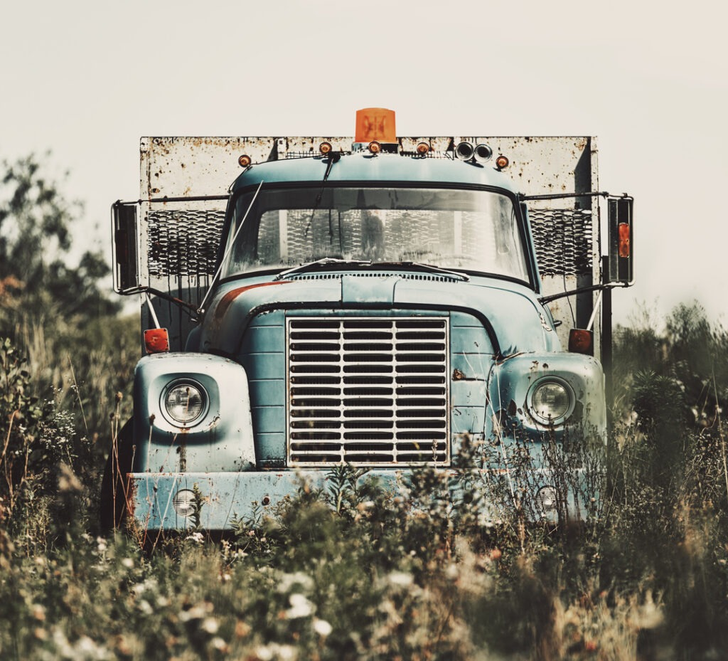 Hauling the Past