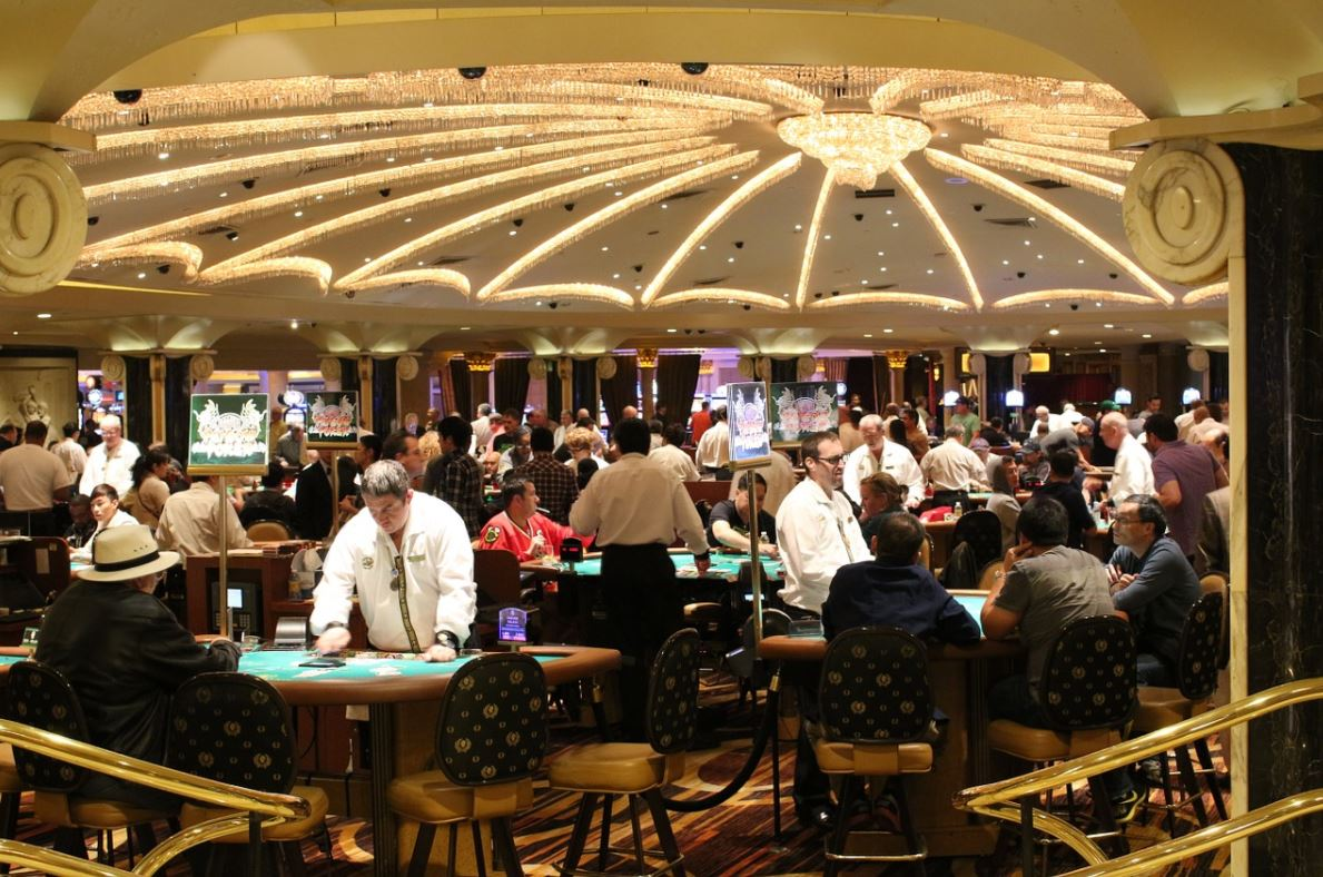 Casino Increase Work Opportunity for the General People