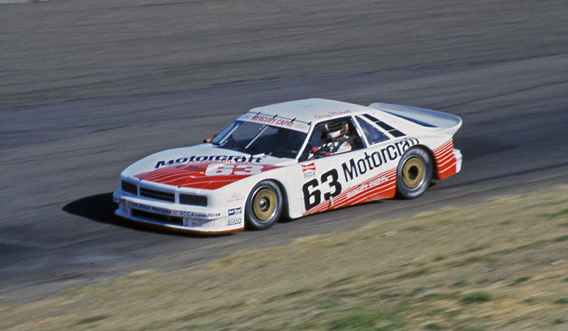 History Of The Trans Am Series