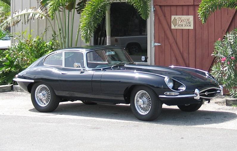 Top 5 Classic Cars